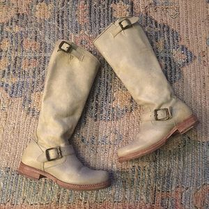Frye Veronica Slouch Boots Size 6